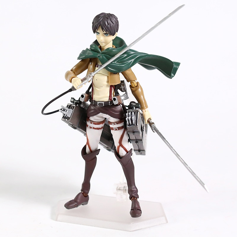 Attack on Titans Action Figures